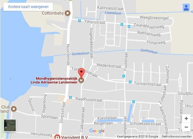 Locatie Mondhygiënist Landsmeer